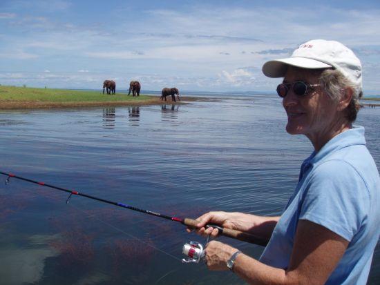 Lake Kariba, Zimbabwe, Southern Africa